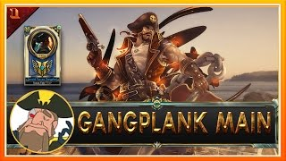 tobias fate gangplank main compilation   1 45 million mastery points league of legends