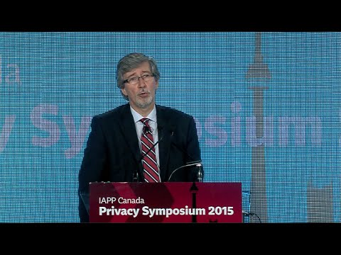 Privacy Commissioner of Canada Daniel Therrien Talks Privacy Goals