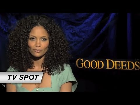 Tyler Perry's Good Deeds (2014) - 'Good Deeds: Great Needs' TV Spot