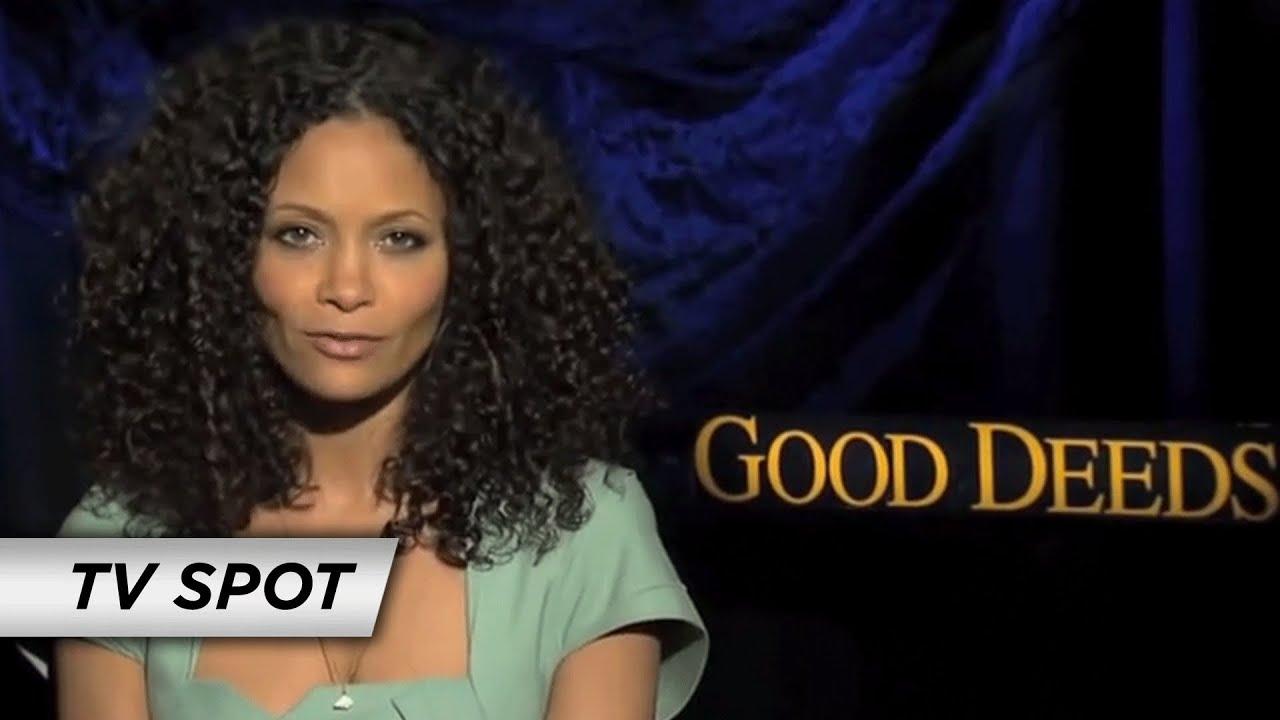Download Tyler Perry's Good Deeds (2014) - 'Good Deeds: Great Needs' TV Spot