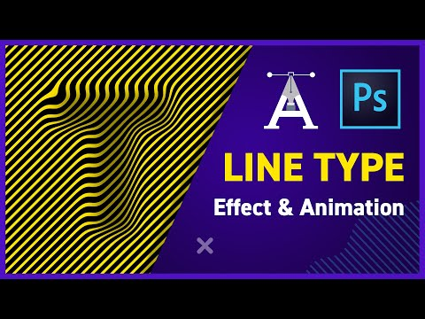 Advanced Type Effect And Animation In Photoshop