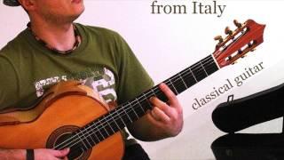(CORBETTA) - ALLEMANDA Suite in Gm - Flavio Sala, Guitar