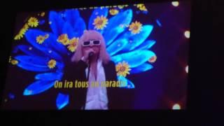 Michel Polnareff - On ira tous au Paradis  @ Dijon 2016