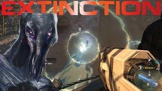 "Call of Duty: Ghost - ""EXTINCTION EXODUS"" FULL Gameplay - Walkthrough Ending! (COD Ghosts Nemesis)"