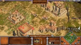 Age of Mythology: Kimo Vs. Illumize | Zeus Vs. Ra! Game 2