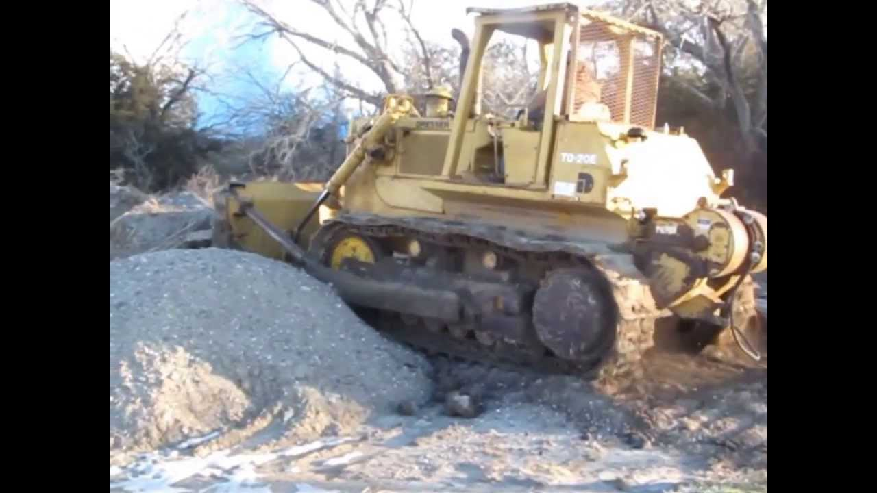 1983 International Dresser TD20E dozer for sale | sold at auction December  17, 2013