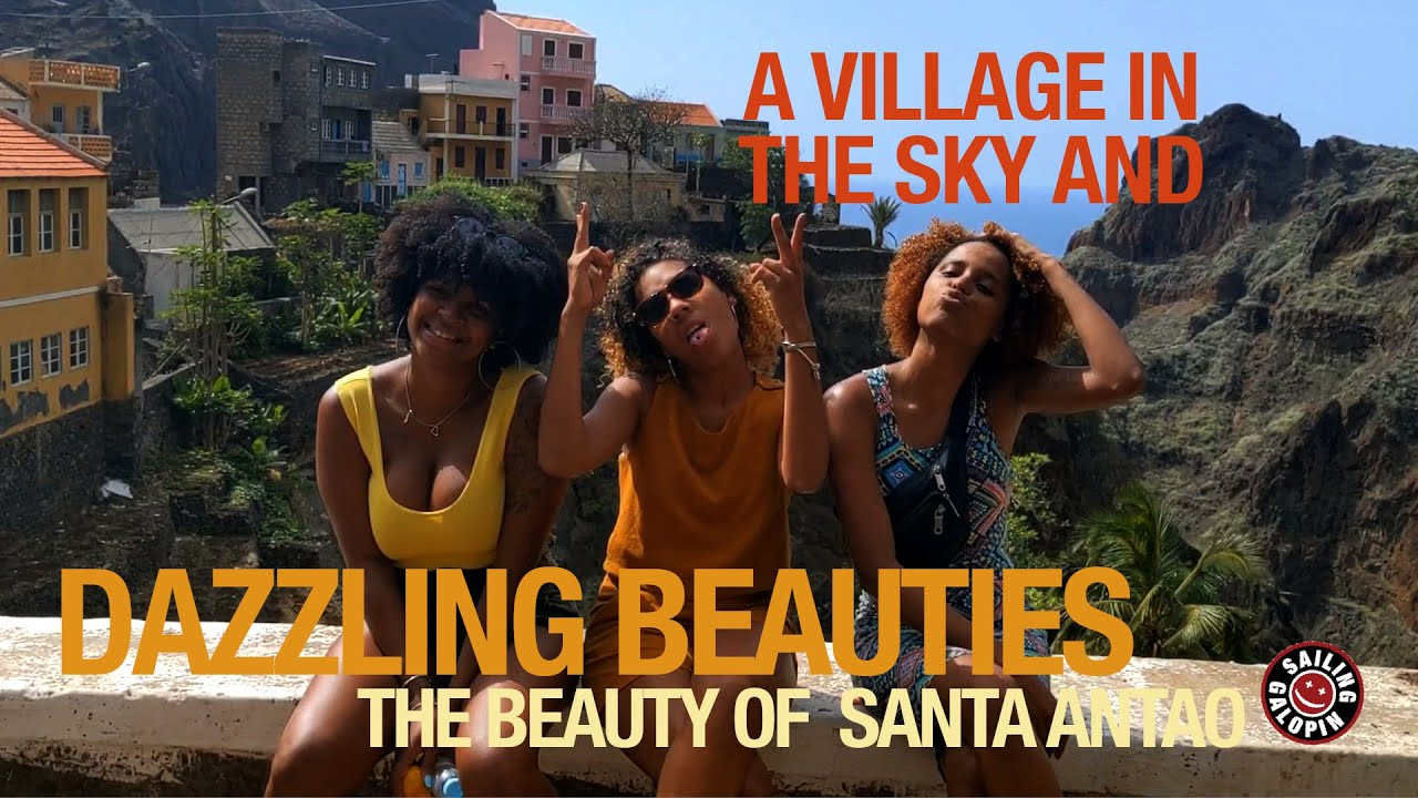 Winded Voyage 4 | Episode 92 The Beauty Of Santa Antao