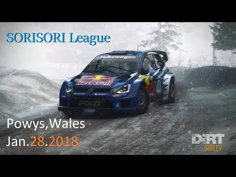DiRT Rally【PC】SORISORI League Baumholder,Germany