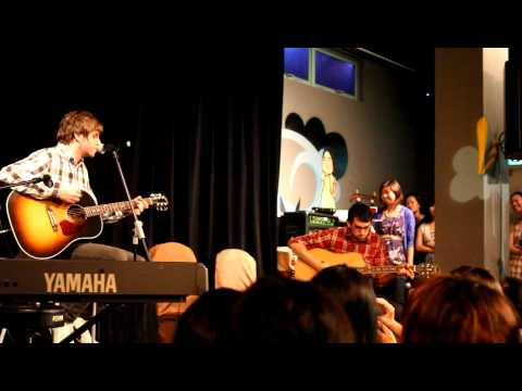 Copeland - Priceless (Acoustic) - Live in Singapore 2010