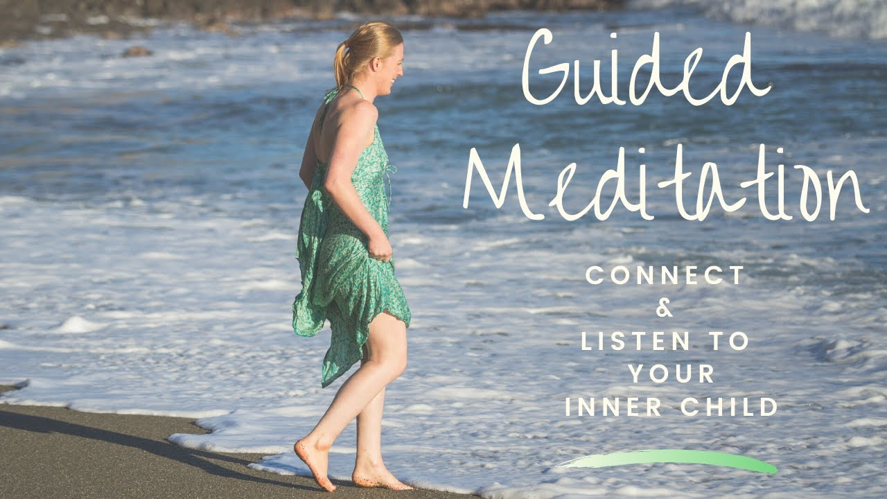 SPIRITUAL GUIDED MEDITATION ~ Connect & listen to your ...
