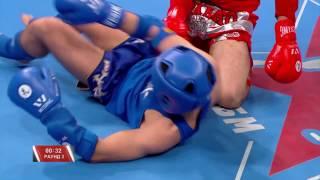 Роман Гурин — Докка Гурмаев | Мастерская тайского бокса