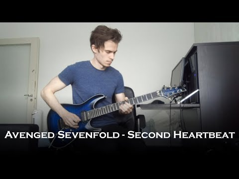 Avenged Sevenfold - Second Heartbeat (Guitar Cover + All Solos)