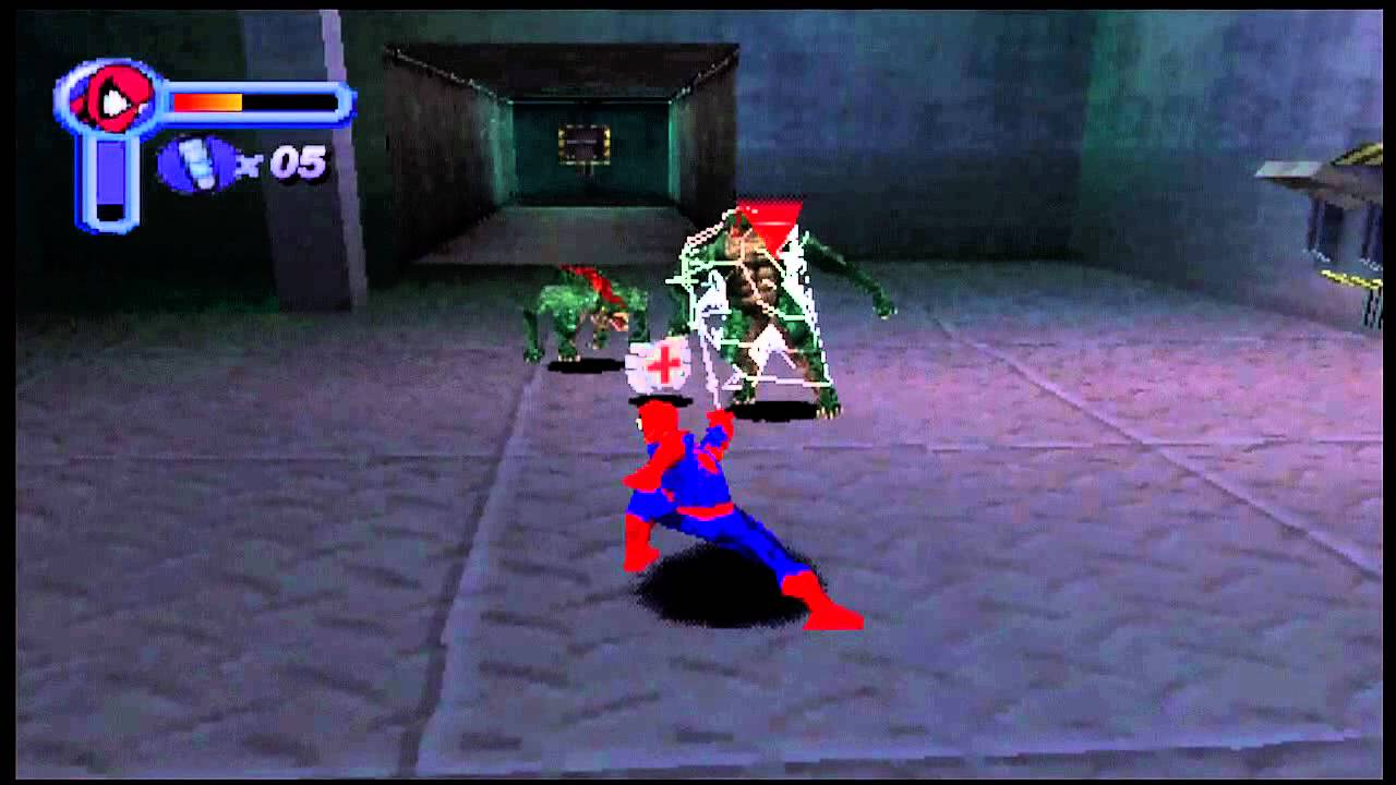 Spiderman_PsOne