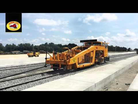 Welcome to Queen City Railroad Construction, Inc