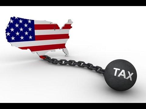 USA КИНО 912. Подоходный налог в США. Детальный обзор дилетанта