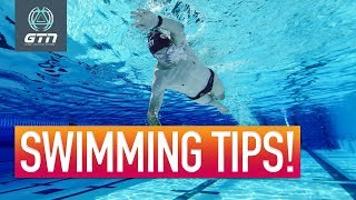 Swim Tips For Beginners | Ask GTN Anything About Swimming!