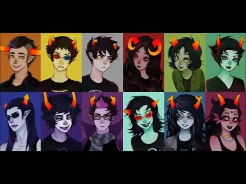 [Homestuck] The Game Of Life