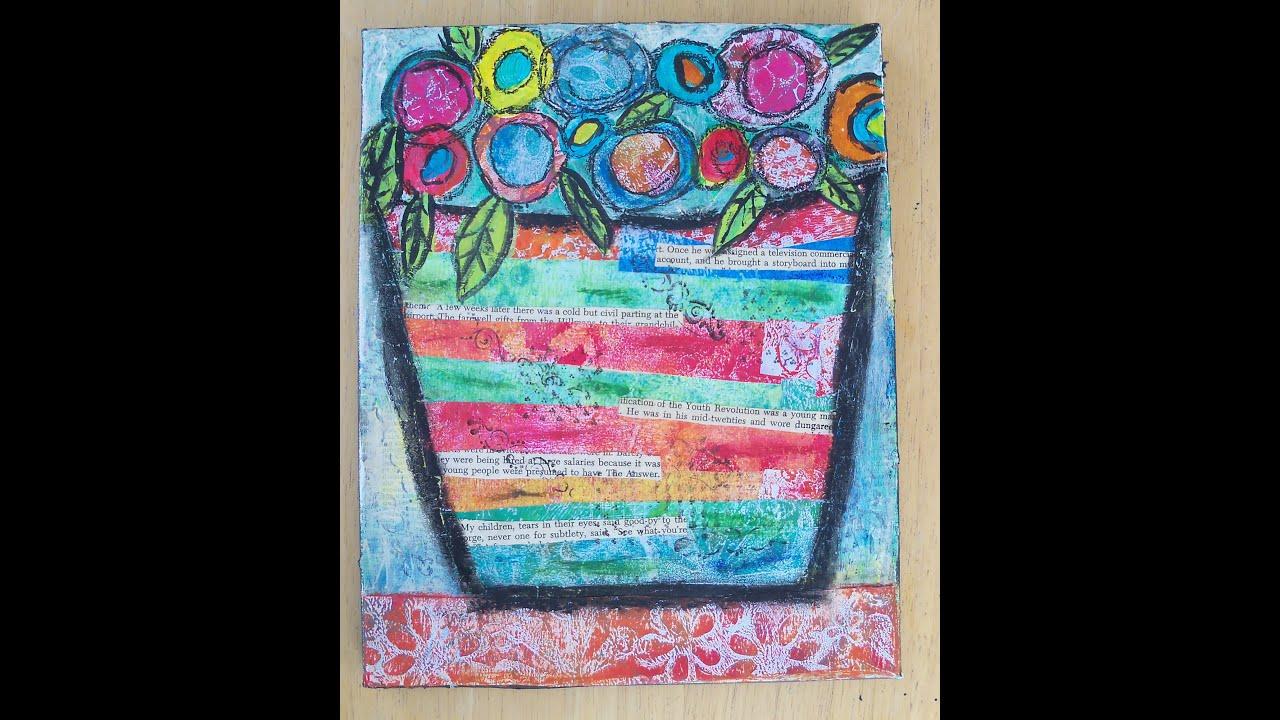 how to make an eportfolio on canvas