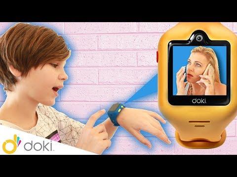 BEST KIDS SMARTWATCH⌚️ DOKI - Unboxing & Review