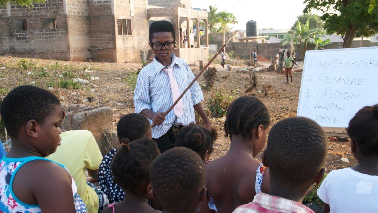 Download Amankwah turns Teacher
