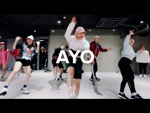 Ayo  Chris Brown X Tyga  Jiyoung Youn Choreography
