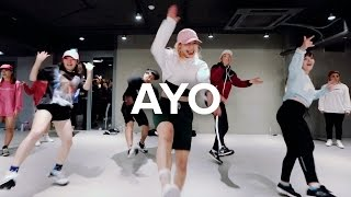 Ayo - Chris Brown X Tyga / Jiyoung Youn Choreography