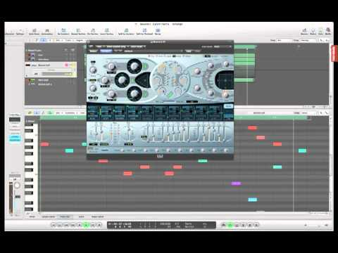 How To Make Calvin Harris Bounce-style Synth Sounds