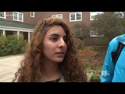 Hate Messages Found On Macalester College Campus