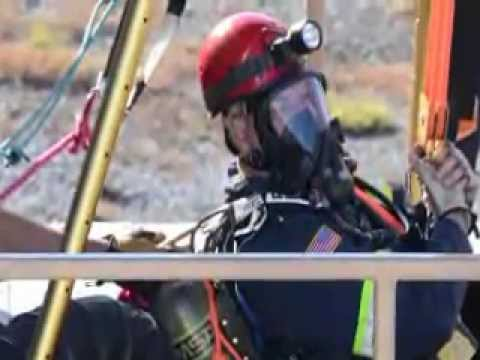 Confined Spaces In Construction - Spanish