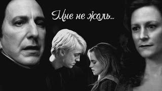 Мне не жаль (Снейп/Лили; Гермиона/Драко)