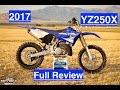 2017 Yamaha YZ250X Full Review - 2 Stroke Enduro Weapon, KTM Killer - Episode 195