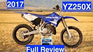 Yamaha Yz250x Full Review