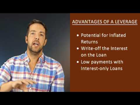 Leveraging - Borrowing to Invest