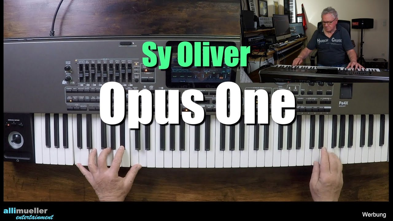 """Pa1000/4X - """"Opus One"""" - Sy Oliver #200"""