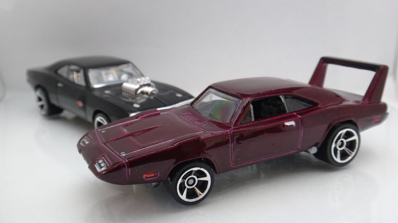 Hot Wheels The Fast And The Furious 69 Dodge Charger