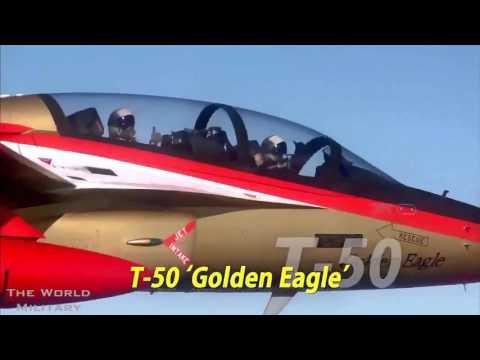 Korea Aerospace Industries FA 50 Fighting Eagle Light Attack Aircraft [1080p]