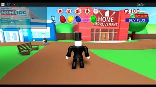Looking for eggs in Roblox Meepcity create 1,000 views prize 799 Robux
