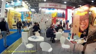 На Туристической выставке UITT - 2017