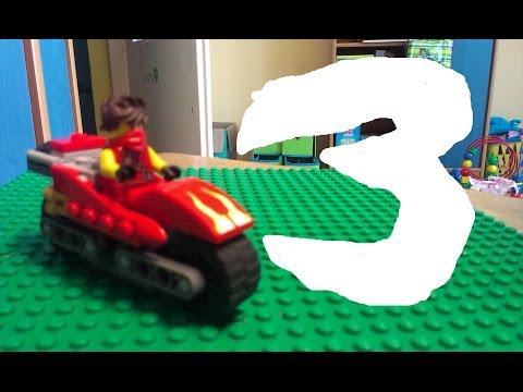 Lego ninjago odcinek 3