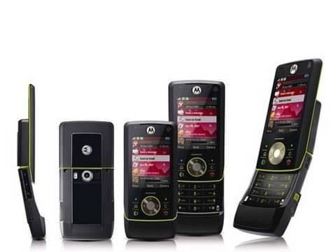 3gsm: Motorola Motorizr Z8 - TVtech