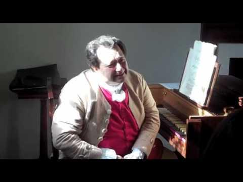 Colonial Williamsburg - Music - Part 1