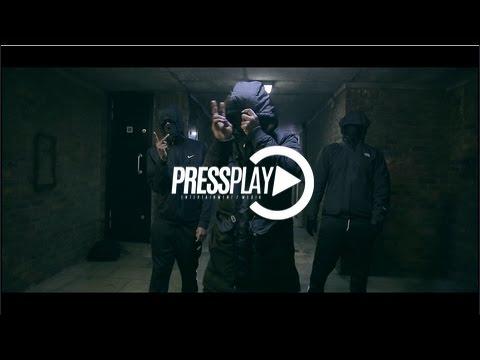 (Zone 2) P.S X Trizzac X Kwengface - Look Man #HitSquad (Music Video) @Marksman_t @Psavage365