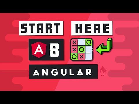Angular for Beginners - Let's build a Tic-Tac-Toe PWA thumbnail