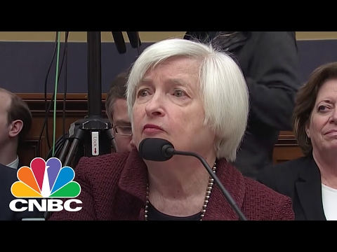 Janet Yellen Grilled On Bank Regulation In House Testimony | Power Lunch | CNBC