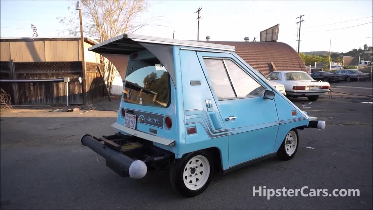 Comuta Electric Car