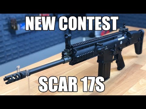Win a SCAR 17S From TTAG and Classic Firearms! - The Truth About Guns