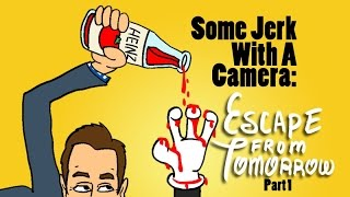 Some Jerk With A Camera: Escape From Tomorrow part 1