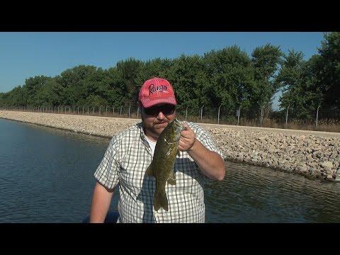 Heidecke Lake Smallmouth Bass