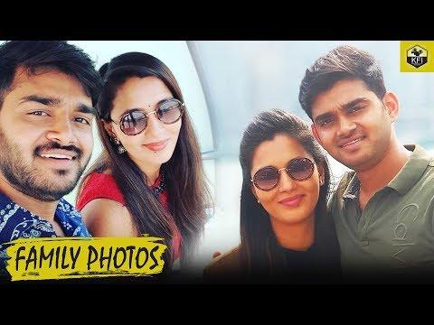 Lakshmi Baramma Neha Gowda Family Photos - Latest Video |  Neha Gowda Husband
