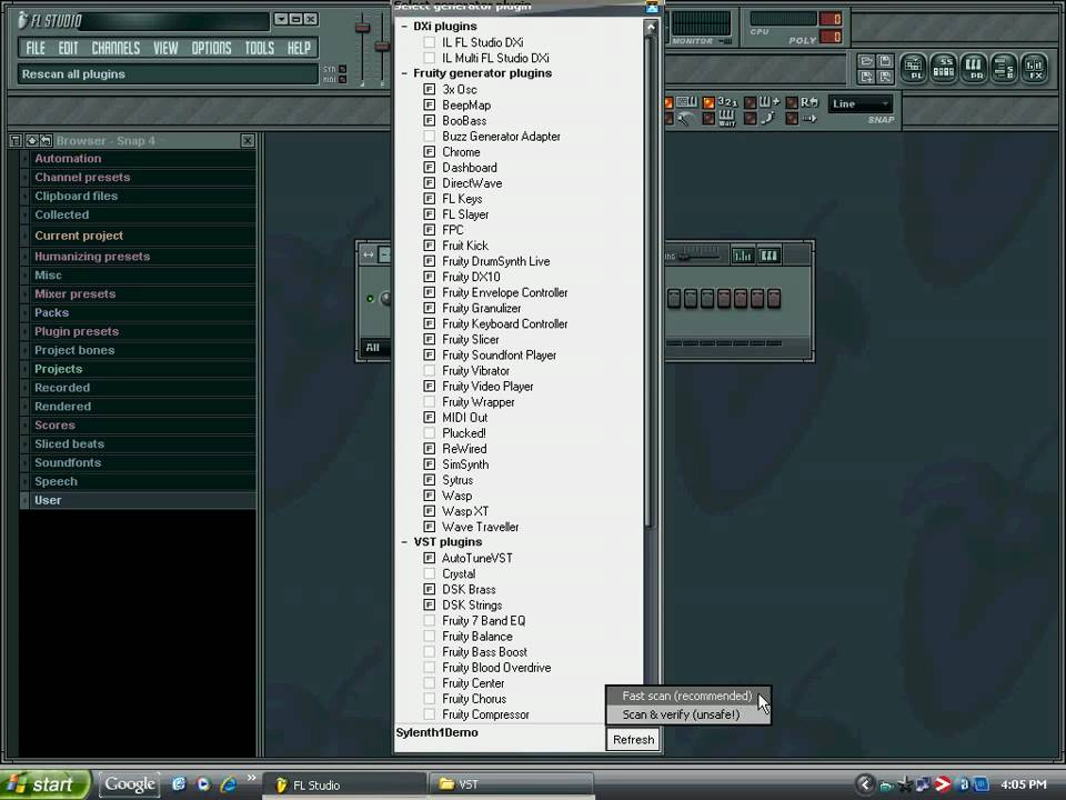How To Add Crystal Into FL Studio